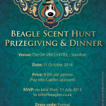 Gauteng Beagle Ball 2014 – INFO