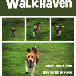 Walkhaven Dates – Oct, Nov, Dec 2014