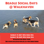 Walkhaven Social – July / Aug 2016